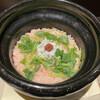 Nihonryourikaisekikokubo - 料理写真:梅肉の炊き込みご飯