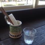 カフェ ソルナ - みず