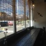 カフェ ソルナ - カウンター