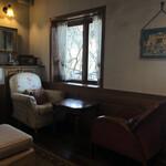 イングルサイドカフェ - 店内