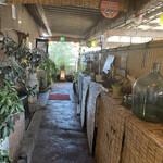 鰻のひろ田 - お店の入り口