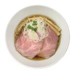 麺や ハレル家 - 鶏そば 醤油
