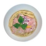 麺や ハレル家 - 淡麗煮干し 塩