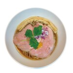 麺や ハレル家 - 淡麗煮干し 醤油