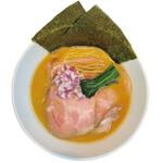 麺や ハレル家 - 醤油豚骨