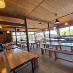 モンヴェール農山 レストランRALGE - 七輪BBQハウス