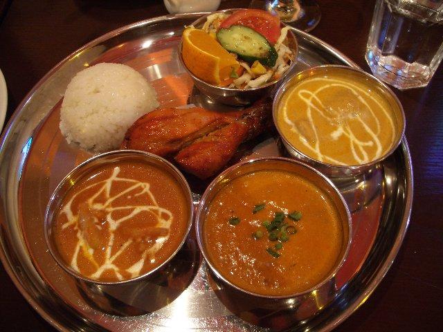 インディアン・レストラン Taz Mahal