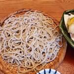 蕎麦屋 山都 - セイロ