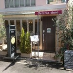 Osteria time -