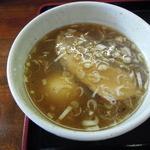 喜奴屋 - つけ麺,(醤油)