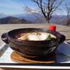 鍋割山荘 - 料理写真:
