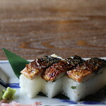 146812915 - 焼鯖寿司
