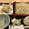 そば処 木の芽 - 料理写真:天せいろ(1,380円)