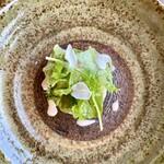 ボア フロッテ - 見た目もきれいな アボカドサラダ