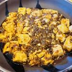 菜工房 - 料理写真:麻婆豆腐セットの麻婆豆腐