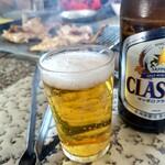 146828321 - 瓶ビールはクラシック☆