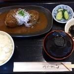 すずらん - 鯖の味噌煮定食