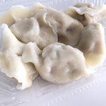 da-fu-shu- - 水餃子6個 ¥520