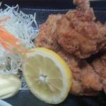 諭吉 - 鶏から揚げ