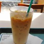 サブウェイ - 【2012-08-21】セットドリンク:カフェオレ