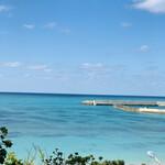 ヨロンの味たら - ☆ヨロン島のエメラルドグリーンの海は、その美しさから「ヨロンブルー」と言われる。