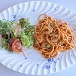 シルクロード - 料理写真:ナポリタン
