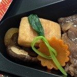 14685111 - 寿き焼弁当(¥1575)('12.7)