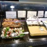 ANAクラウンプラザホテル - 玉子料理は写真のほかにオムレツも頂けます。
