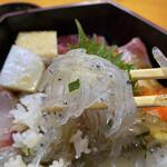 喜久寿司 - 生しらす