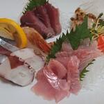 魚がし 大膳 - 料理写真: