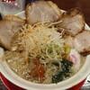 つじ製麺所 - 料理写真:荒煮干し(背脂)