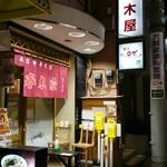 春木屋 - 吉祥寺駅近くの、オシャレなエリアにあります