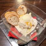 池袋 ビストロ モンパルナス - とろ~り卵のポテトサラダ(780円)