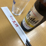 餃子の王将 - ドリンク写真: