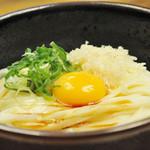 うどん研究所 麺喰道 - かま玉うどん