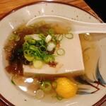 大阪屋 - 湯豆腐