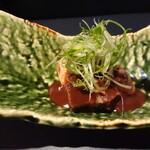 四季彩ダイニング 春 - 牛ほほ肉の味噌煮込み