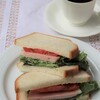 Nordessen - 料理写真:ノルトエッセンサンドイッチセット