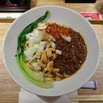 大阪ふくちぁんRAVO - 料理写真:汁なし担々まぜそば