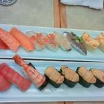 14689701 - 寿司盛り