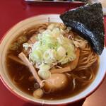 えにし - 料理写真:ミックス醤油(味玉+ねぎ)