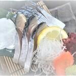 大漁旗 - 〆鯖