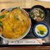 松乃家 - 料理写真:カツ丼 @790