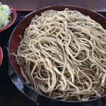 十割蕎麦 韃靼 穂のか - 田舎(特盛600g)