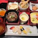 北海道料理 ユック - 味めぐり膳 1,590円