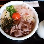 146895616 - 和牛肉ぶっかけ(*´˘`*)♡