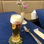 シェ・ムラ - ドリンク写真:生ビール