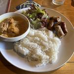 カフェ 鎌倉美学 - ランチプレート
