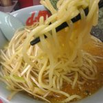 山岡家 - 味噌ネギラーメン