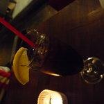グローブカフェ - ☆コーラもオーダーしましたぁ☆